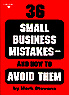 36 Small Business Mistakes